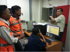 Training BAS system (Building Automation Systems) oleh Team Mitra Matra Teknika -Distributor Johnson Controls di Indonesia