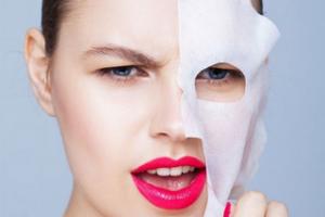 masker alami penghilang jerawat muka